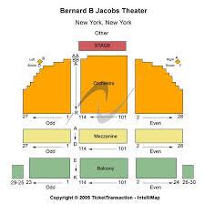 Bernard B Jacobs Theater Tickets Bernard B Jacobs Theater