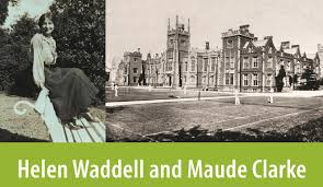 Review of Helen Waddell and Maude Clarke: Irishwomen, Friends and Scholars  | Peter Lang Oxford