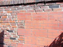 painting concrete blocks to look like