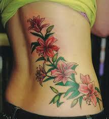 Květinové Tetování A Jeho Význam