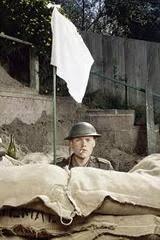 The White Flag Of Surrender