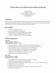 Human Resources Assistant Resume Examples Adorable Human Resources Assistant Resume Objective Examples Superb Human