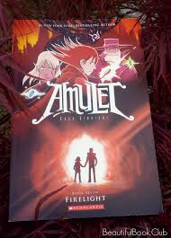 kid view firelight by kazu kibuishi amulet series book 7