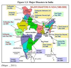 Blue, < 1 day, yellow, < 1 week). Which Indian City Is The Safest From Natural Disasters Quora