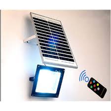 solar outdoor waterproof remote control lights