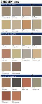 Concrete Integral Color Powder Scofield Chromix