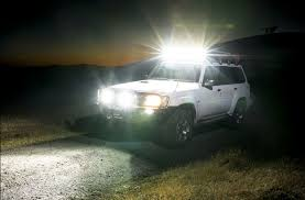 4wd Supacentre Led Light Bar Why You Need A Good Pair Of Led Driving Lights 4wd Supacentre