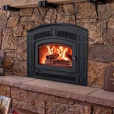 rsf pearl woodburning zero clearance fireplace