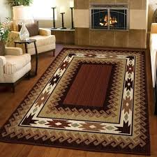 western area rugs cabin inspirational magnificent rug fish rustic round country western area rugs