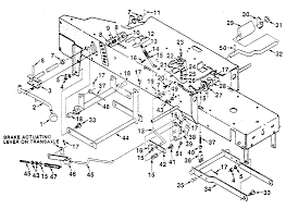 wiring diagram for sears lawn tractor images lawn mower diagram wiring diagrams pictures wiring