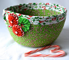 An unlikely decorating tool bird watching → i blame the cottage. Green Christmas Decoration Holiday Card Basket Handmade Christmas Fruit Bowl Bread Basket Christmas Home Decor Candy Cane Bowl