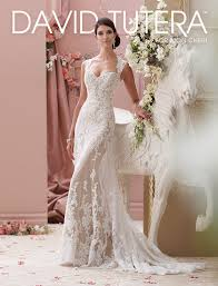 gorgeous wedding dresses by david tutera for mon cheri