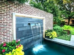 outdoor wall fountains clearance modern fountain water with focal co indoor features outdoor wall fountains