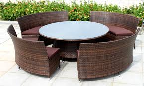 small round patio table home decor plus exquisite chair fabulous wicker patio set elegant patio set