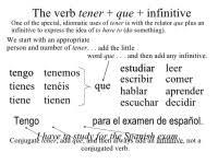 Decidir Conjugation Chart Verbos Regular De Espaol