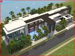 Small Picture 216 best Sims 3 and 4 images on Pinterest Modern houses Small