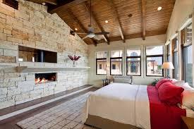 big master bedrooms couch bedroom fireplace:  jenkins custom homes estate in flood plain jpgrendhgtvcom