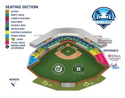 Up To Date Washington Nationals Seat Map Nationals Park