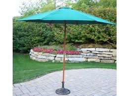 patio umbrella stand side table for with base ft offset where can i an hat