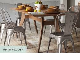 Modern dining room furniture Small Space Modern Dining Side Chairs Inmod Modern Dining Room Furniture