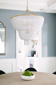 simple gold chandelier beaded best dining chandelier ideas on kitchen table with design with white beaded chandelier