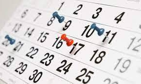Calendari d'exàmens setembre 2021   IES Santanyí