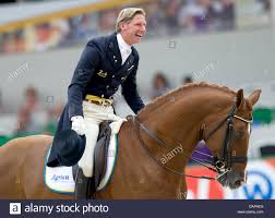 Swedish equestrian Patrik Kittel in action on his horse Watermill Stock  Photo - Alamy