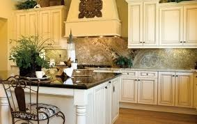 Captivating Kitchen Paint Colors With Cream Cabinets