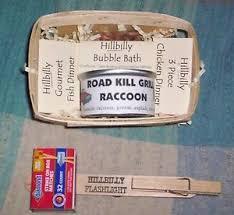 redneck or hillbilly gift basket gift very funny redneck gifts gifts and redneck gifts