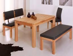 Finebuy Esszimmer Sitzbank Massiv Holz Akazie Holz Bank
