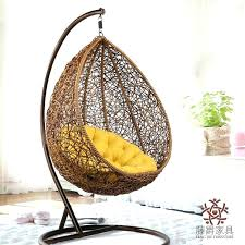 indoor swing furniture. Indoor Hanging Swing Chair Cane Inside The House Chairs Cotton Furniture F