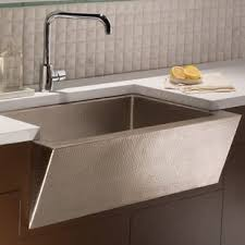 hammered nickel sink. Brilliant Nickel Quickview With Hammered Nickel Sink U
