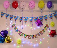 free shipping birthday party decoration kit princess car hanging