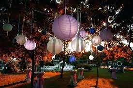 backyard party lighting ideas. Backyard Party Lights Outside Ideas Photo 1 Of 8 Lighting .