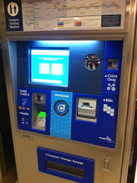How To Use Credit Card Vending Machine Awesome How To Ride Vancouver Public Transit With A Compass Card