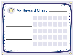 Behavior Chart Template For Word 44 Printable Reward Charts For Kids Pdf Excel Word