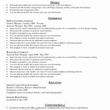 Emt Resume Resumes Templates Firefighter Objective Emergency