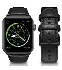 apple watch series 4 leather strap 40mm product