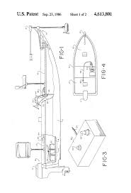 patent us4613801 trolling motor foot control with arc suppressor Shakespeare Trolling Motor Wiring Diagram Shakespeare Trolling Motor Wiring Diagram #70 shakespeare trolling motor wiring diagram