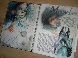 best art sketchbook ideas gcse art sketchbook  minjae lee artist research page