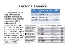 Personal Finance Example Magdalene Project Org