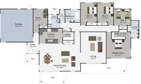 5 bedroom floor plan. Perfect Plan Rangitikei 5 Bedroom House Plans Landmark Homes Builders NZ On Bedroom Floor Plan I