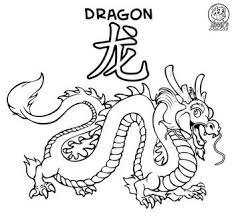 Chinese Dragon Coloring Page To Teach Or Not To Teach