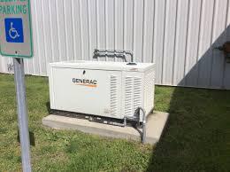 Generac installation Electrical 22 Kw Generac Installed Complete White Electric Company White Electric Company Generator Installation Pictures
