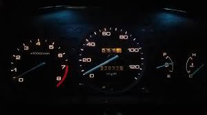 96 00 Honda Civic Led Dash Light Upgrade How To