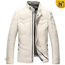 custom down filled leather jackets cw807037 cwmalls com