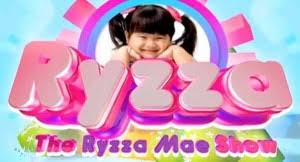 The Ryzza Mae Show October 2, 2013