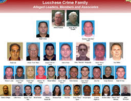 More than 30 members of Lucchese crime family plead not guilty to ...