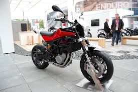 Motorcycle Display Stand 100 Husqvarna Nuda 100R Makes Public Debut Motorcycle News 33