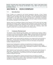 Labour Contract Template Mesmerizing Employee Training Manual Template Sample Contract Form Lepalme